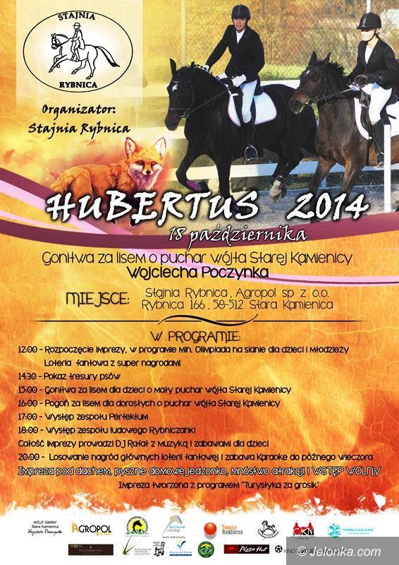 Region: Hubertus 2014 już w sobotę!