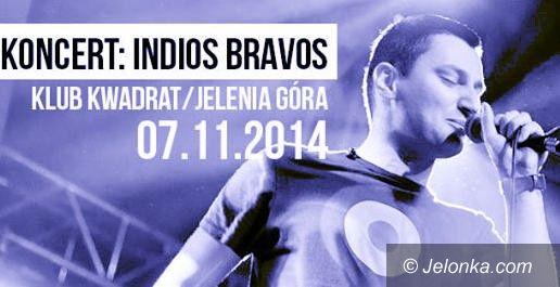 Jelenia Góra: Indios Bravos zagra w Kwadracie