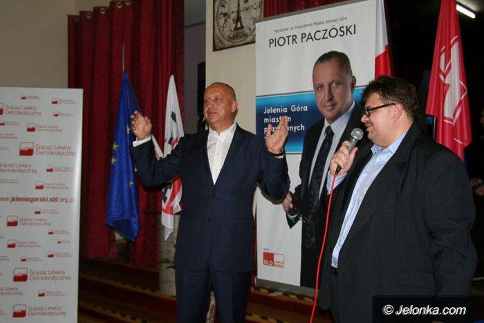 Jelenia Góra: Jeleniogórski Sojusz Lewicy Demokratycznej oficjalnie rozpoczął kampanię