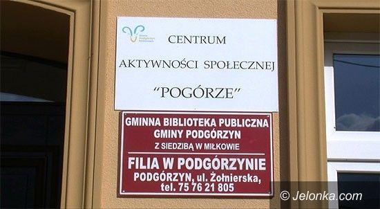 Podgórzyn: W Podgórzynie otwarto Centrum Aktywności Społecznej