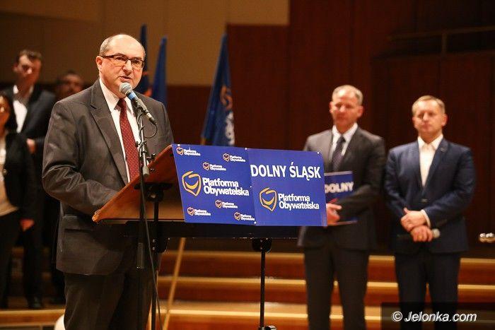 Jelenia Góra: Jeleniogórska Platforma Obywatelska rozpoczęła kampanię