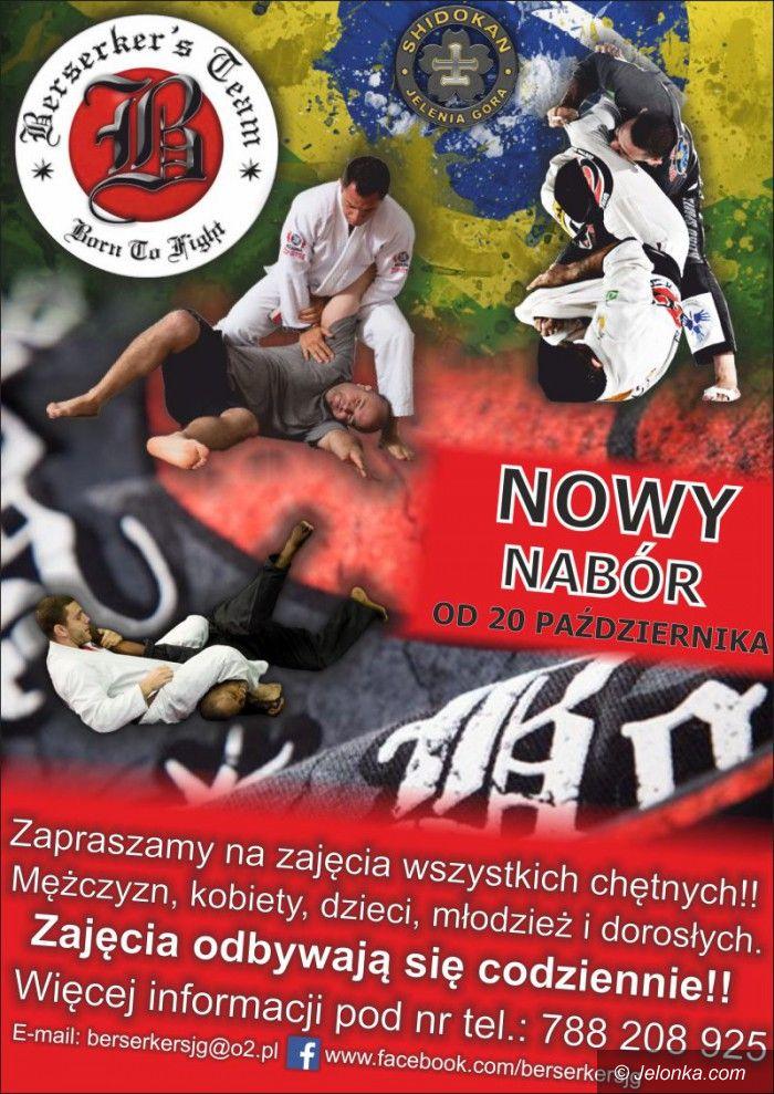 Jelenia Góra: Nabór do nowego klubu sportów walki