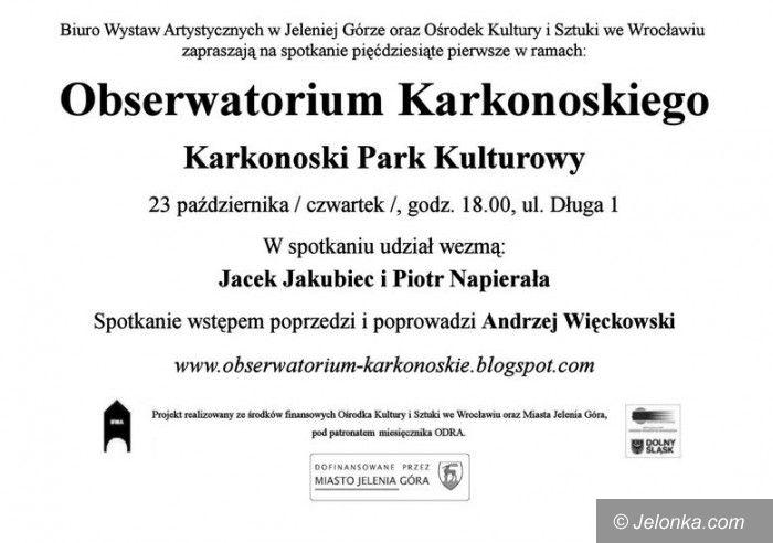 Jelenia Góra: W BWA – Obserwatorium Karkonoskie. Spotkanie 51