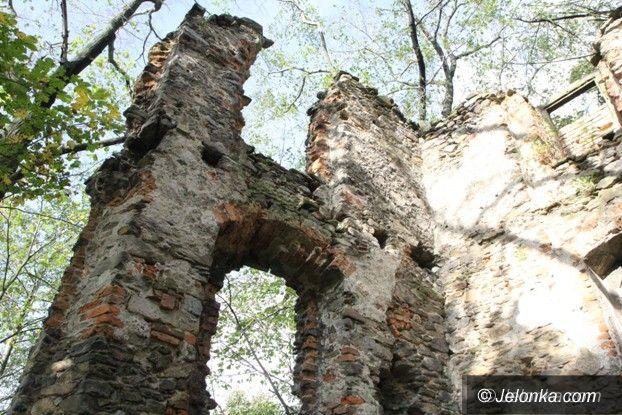 Region: Ruiny zamku w Rybnicy  – to warto zobaczyć