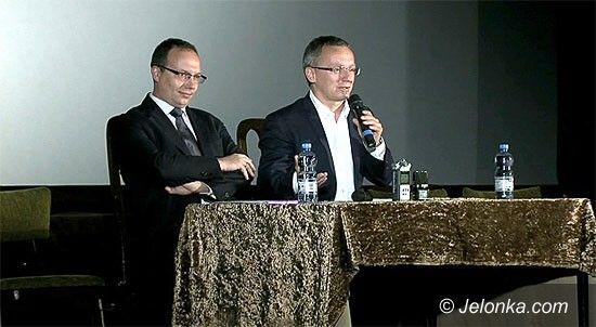 Jelenia Góra: Kandydaci na prezydenta zbojkotowali debatę