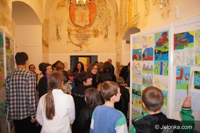 Jelenia Góra: Finał konkursu plastycznego w Muzeum Przyrodniczym