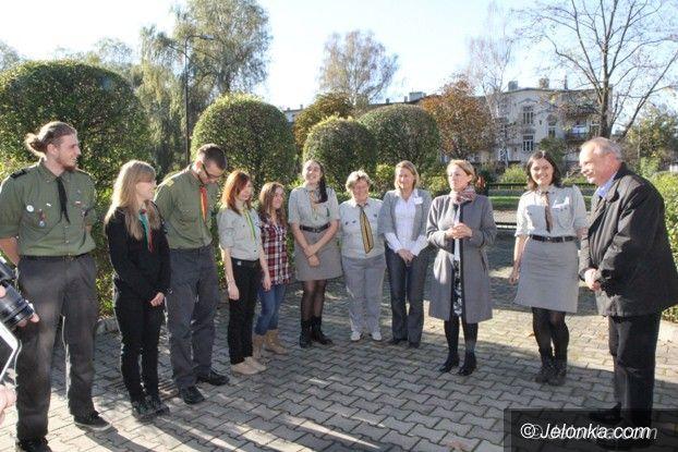 Jelenia Góra: Harcerze dostali większą siedzibę