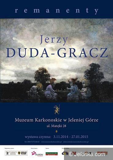 """Jelenia Góra: """"Remanenty"""" Jerzego Dudy–Gracza w Muzeum Karkonoskim (FOTO]"""