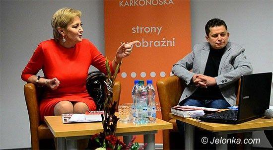 Jelenia Góra: Nie ma jednej Rosji, spotkanie z Barbarą Włodarczyk