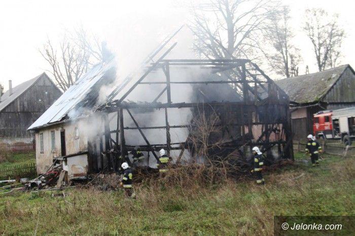 Region: Tragiczny pożar w Barcinku