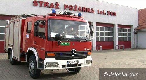 Jelenia Góra: Fałszywe alarmy do straży pożarnej