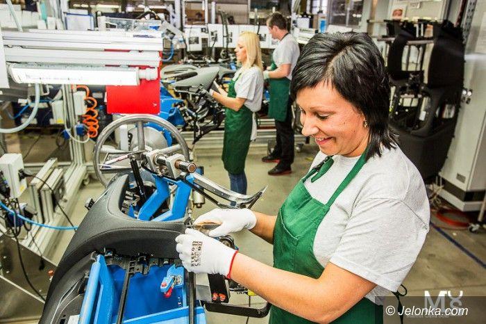 Jelenia Góra: Setki nowych miejsc pracy w Draexlmaierze
