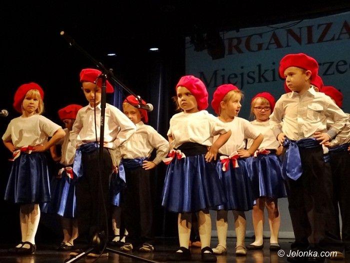 Jelenia Góra: Przedszkolaki o patriotyzmie