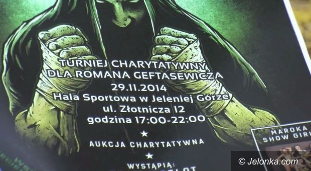 Jelenia Góra: Pomóżmy Romanowi w leczeniu stwardnienia rozsianego