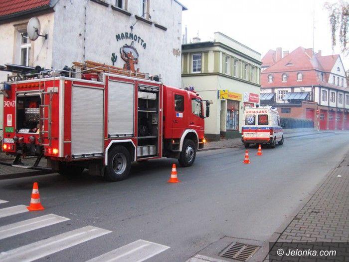 Jelenia Góra: Uratowali sąsiada z pożaru