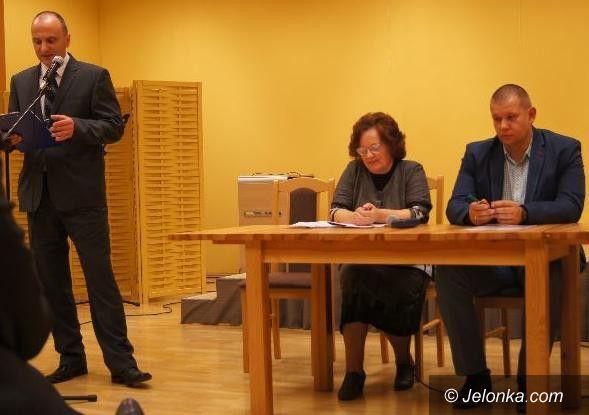 Region: Przedwyborcze spotkanie w Jeżowie Sudeckim