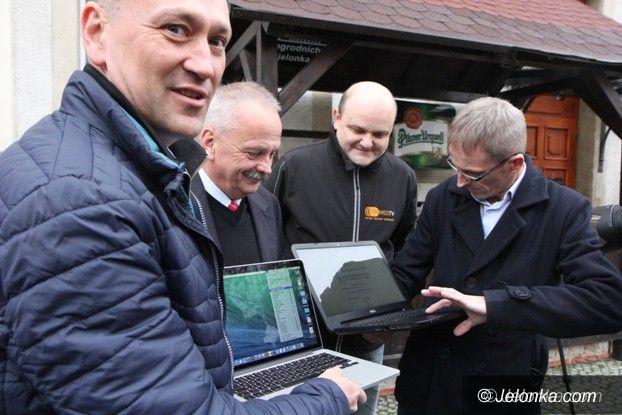 Jelenia Góra: Większa prędkość darmowego Internetu w Jeleniej Górze