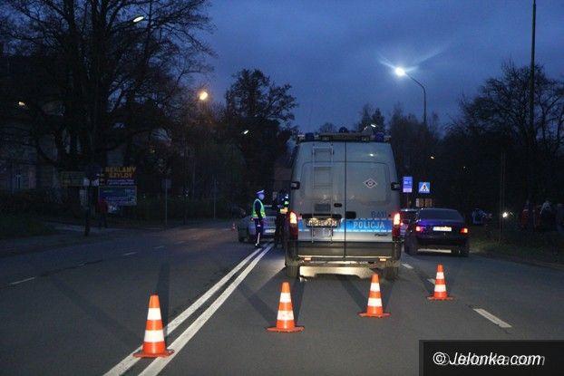 Jelenia Góra: Zderzenie trzech samochodów w Cieplicach