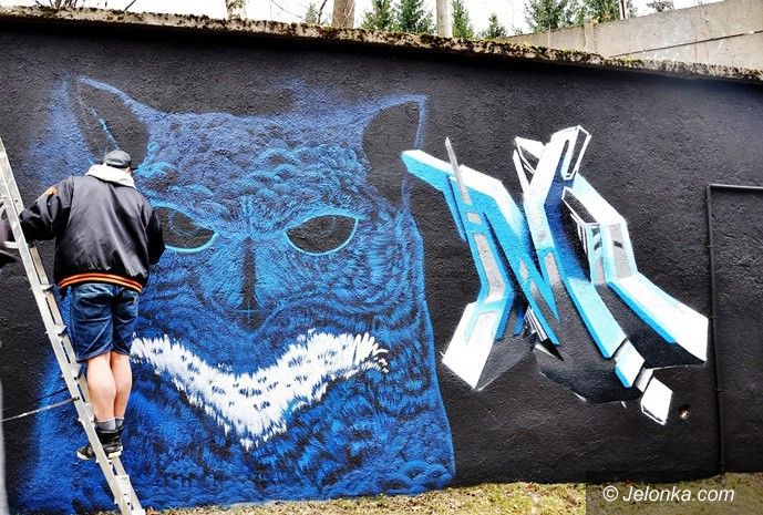 Jelenia Góra: Po Graffiti Jam KPSW