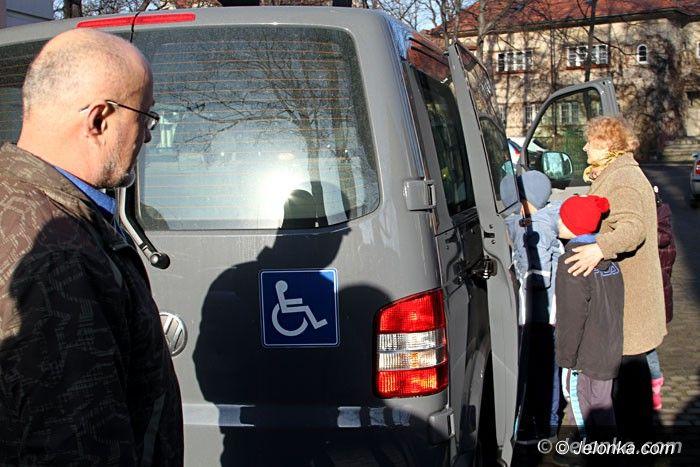 Jelenia Góra: Samochód już służy niepełnosprawnym dzieciom