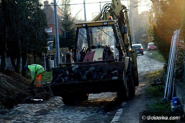 Jelenia Góra: Ruszył remont ulicy Warszawskiej