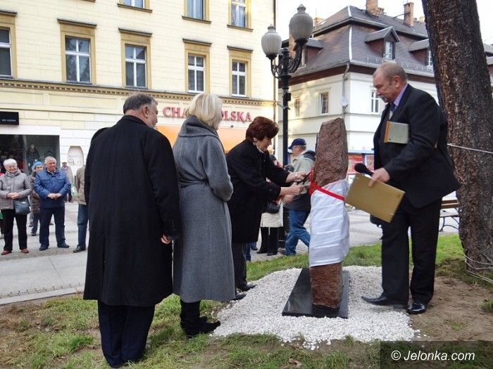 Jelenia Góra: Cieplice mają nowy obelisk