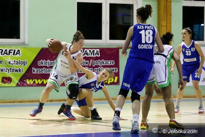 Jelenia Góra: I–liga koszykarek: Zawiodła koncentracja