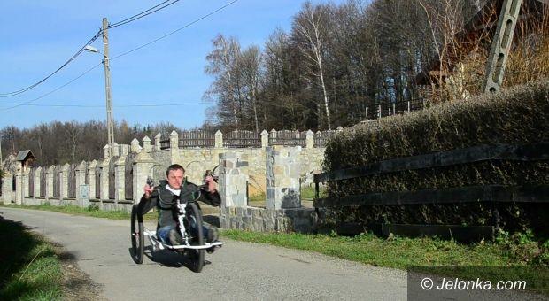 Jelenia Góra: Konstruują rowery dla weteranów armii amerykańskiej