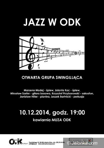 Jelenia Góra: Jazzowa środa w ODK