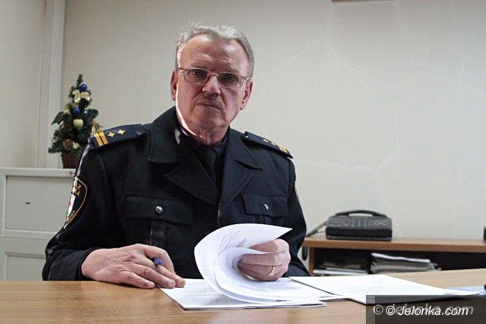Jelenia Góra: Komendant wygrał z miastem w sądzie i wrócił do pracy