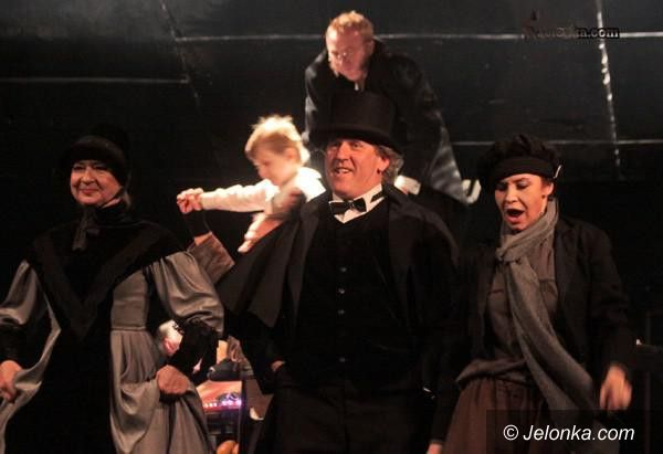 """Jelenia Góra: Pożegnanie z tytułem """"Scrooge. Opowieść wigilijna"""""""