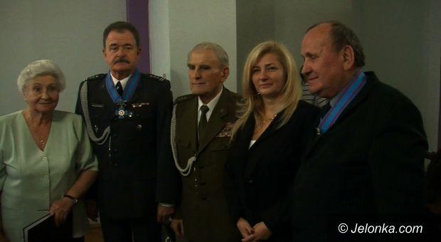 Jelenia Góra: Kombatanci przyznali medale i wyróżnienia