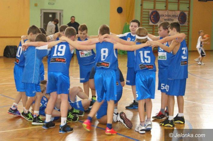 Kłodzko: Mini–koszykarze Sudetów zwyciężają w Kłodzku