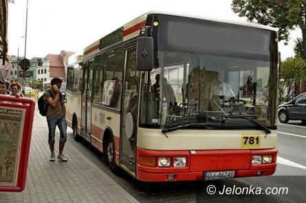 Jelenia Góra: W Nowy Rok autobusami MZK za darmo
