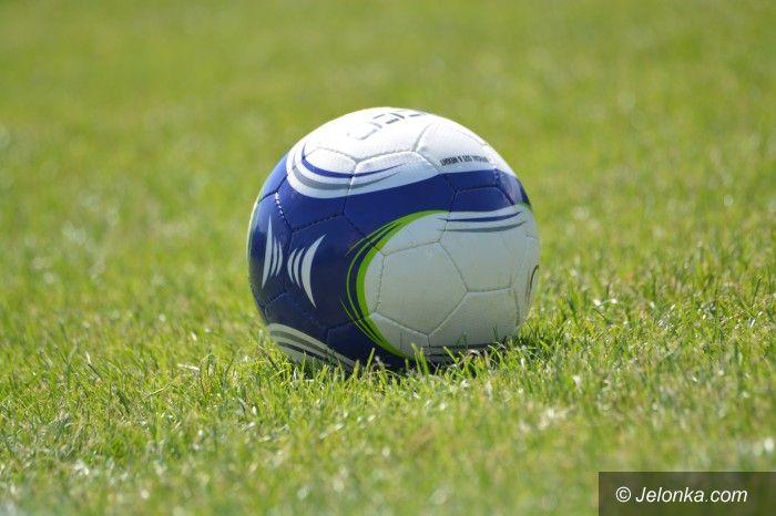 Jelenia Góra: Grali piłkarze z JLP