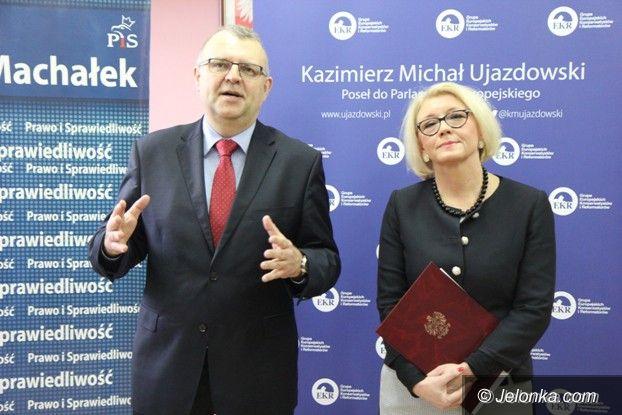 Jelenia Góra: Biuro europosła Ujazdowskiego w Jeleniej Górze