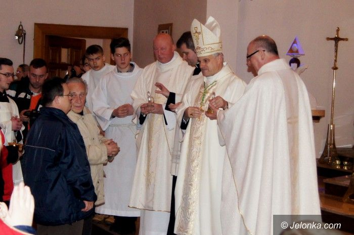 Jelenia Góra: Opłatkowe spotkanie w zabobrzańskiej parafii