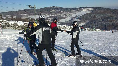 Region: Dzień Śniegu – ruszają policyjne patrole narciarskie