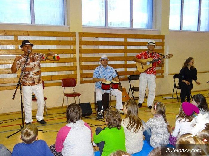 Jelenia Góra: Muzycznie w sobieszowskiej szkole