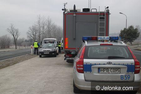 """Jelenia Góra: W Jeleniej Górze od rana trwa akcja """"Truck"""""""