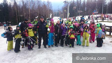 Region: Ruszyły policyjne patrole narciarskie