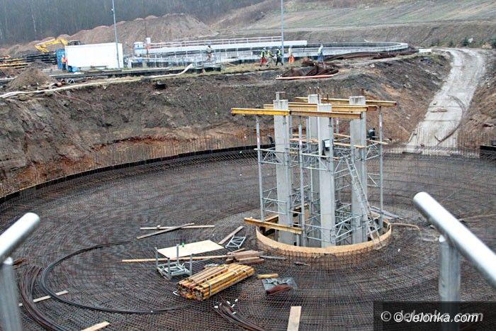 Jelenia Góra: Kończy się rozbudowa oczyszczalni. Zniknie fetor?