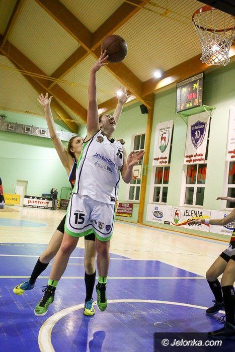 Jelenia Góra: Kolejne zwycięstwo koszykarek Karkonoszy