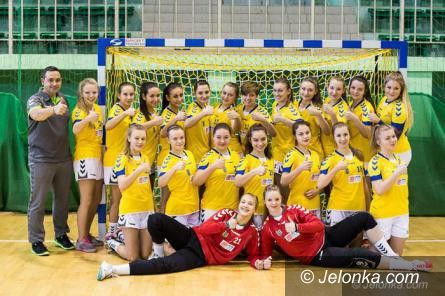 Płock: Juniorki najlepsze w Płocku, ćwierćfinał w Jeleniej Górze