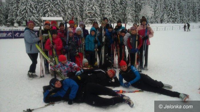"""Region: Dzieci z """"15"""" ferie spędziły na nartach"""