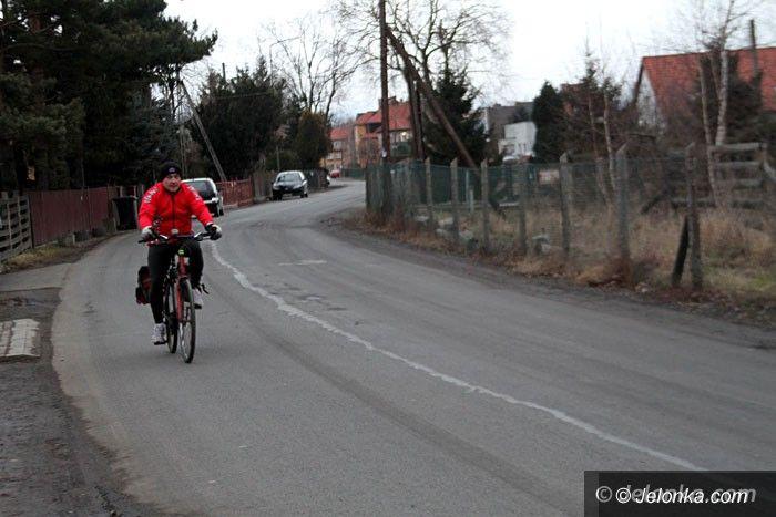 Jelenia Góra: Jeleniogórskie drogi rowerowe już według wytycznych