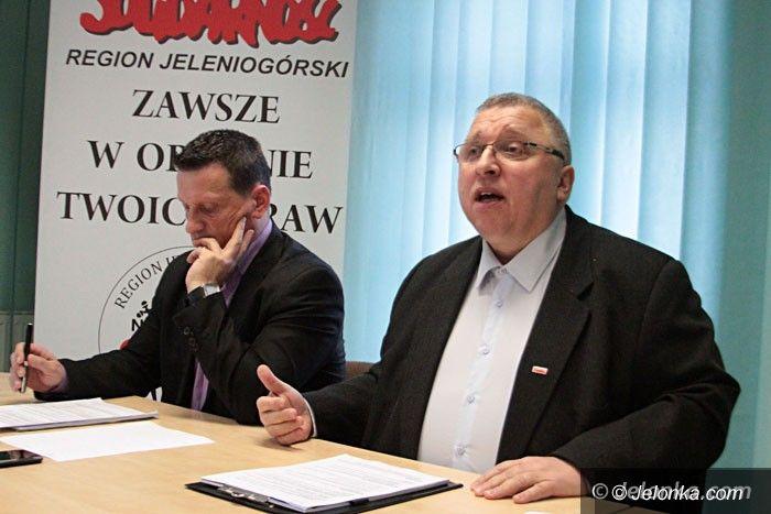 """Jelenia Góra: NSZZ """"S"""": Jeśli nic się nie zmieni, będą strajki!"""