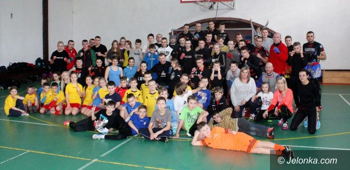Borowice: Po sportowym zgrupowaniu w Borowicach