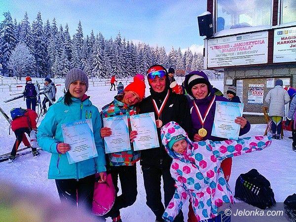 Region: Młodzi miłośnicy nart zmagali się w Jakuszycach