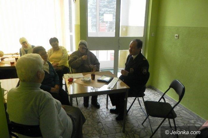 Jelenia Góra: O bezpieczeństwie u seniorów